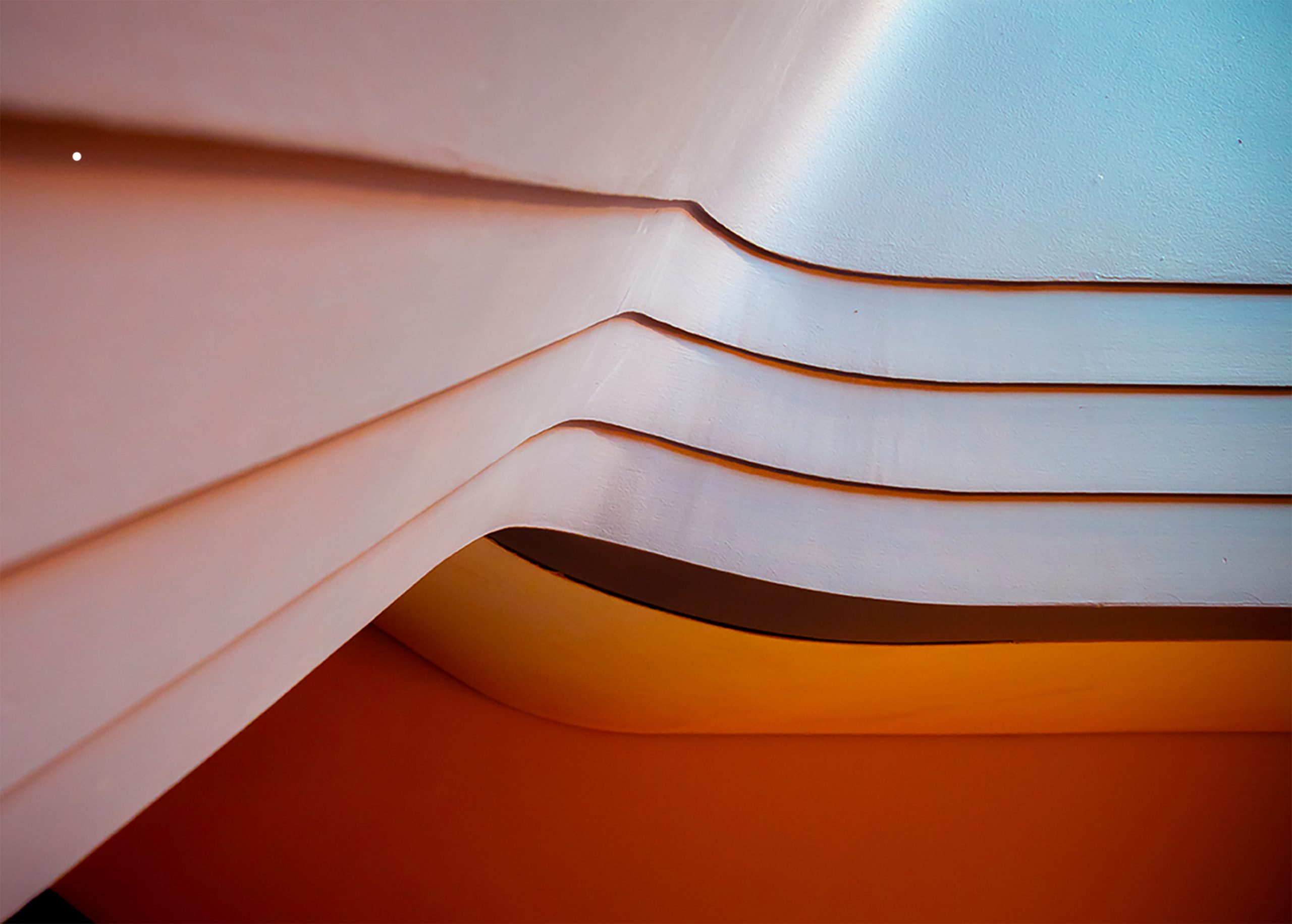 jim Wulpi - Stairwell Abstract