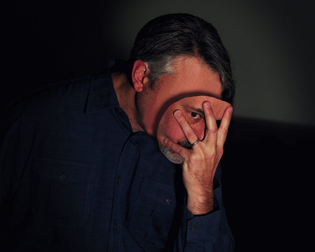 David Riggs - My Everyday Mask